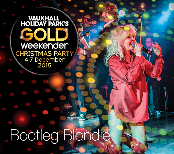 Bootleg Blondie - Christmas Party Weekender