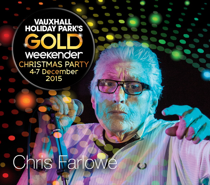 Chris Farlowe - Christmas Party Weekender