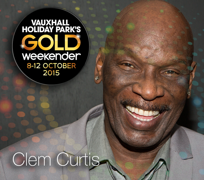 Clem Curtis - build me up buttercup