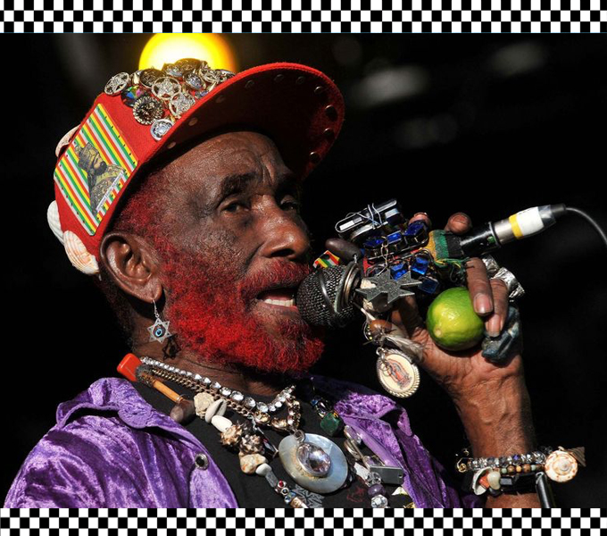 Lee Scratch Perry - Skamouth 27-30 March 2015 Weekender