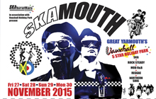Save £35 per person for the The Skamouth November music weekend