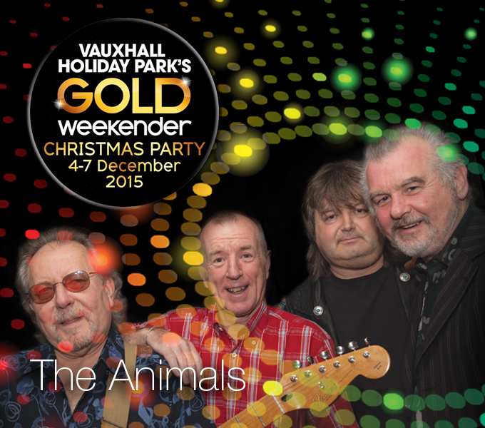 The Animals - Christmas Party Weekender