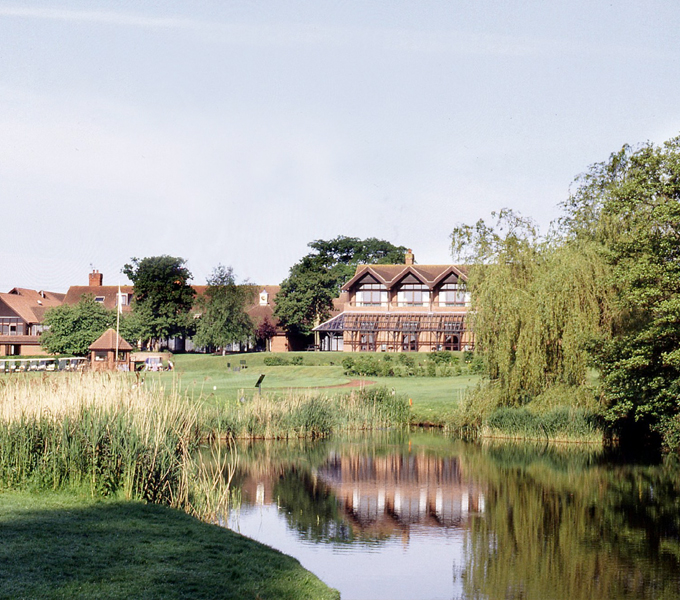 Barnham Broom Golf Club Norfolk
