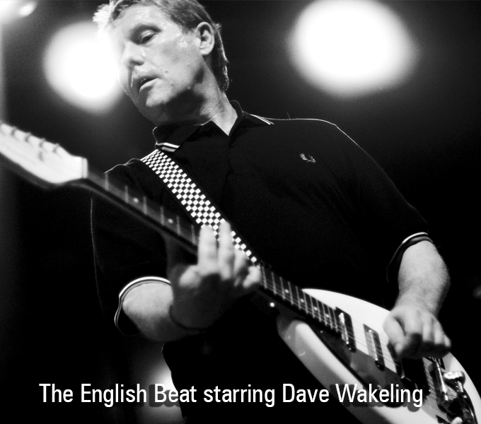 Skamouth - The English Beat with Dave Wakeling